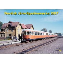 Nordisk järnvägsalmanacka 2017