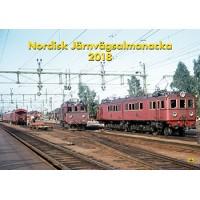 Nordisk järnvägsalmanacka 2018