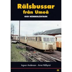 Rälsbussar från Umeå