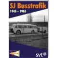 SJ Busstrafik 1945-1965