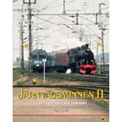 Järnvägsminnen 11 - Loktjänst från min horisont
