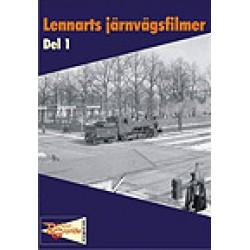 Lennarts järnvägsfilmer del 1