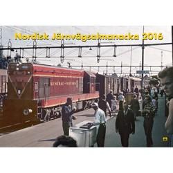 Nordisk järnvägsalmanacka 2016